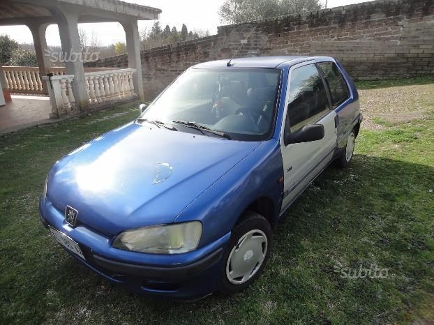 sold peugeot 106 cat 3 porte used cars for sale. Black Bedroom Furniture Sets. Home Design Ideas