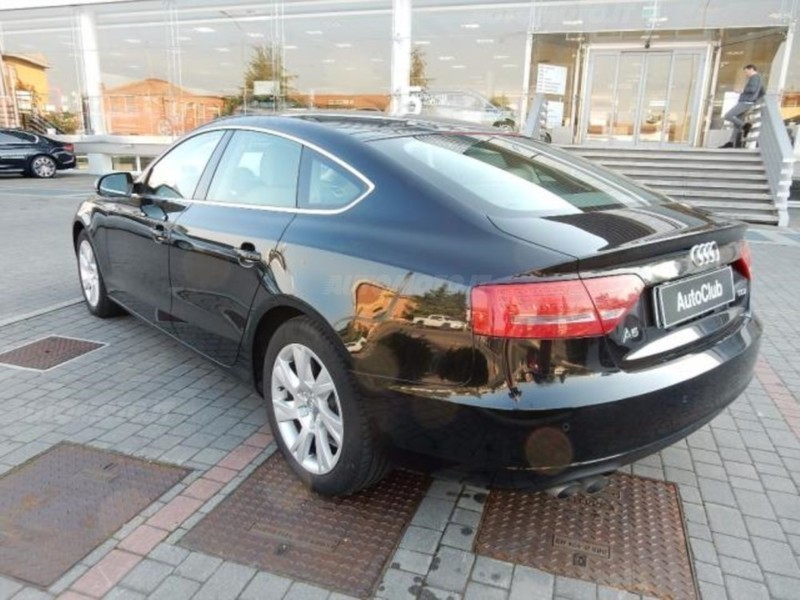 Audi a5 sportback usata 2010 10