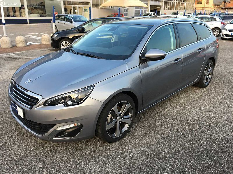 sold peugeot 308 sw allure bluehdi used cars for sale autouncle. Black Bedroom Furniture Sets. Home Design Ideas