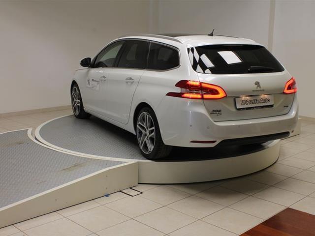 sold peugeot 308 bluehdi 150 cv sw used cars for sale. Black Bedroom Furniture Sets. Home Design Ideas