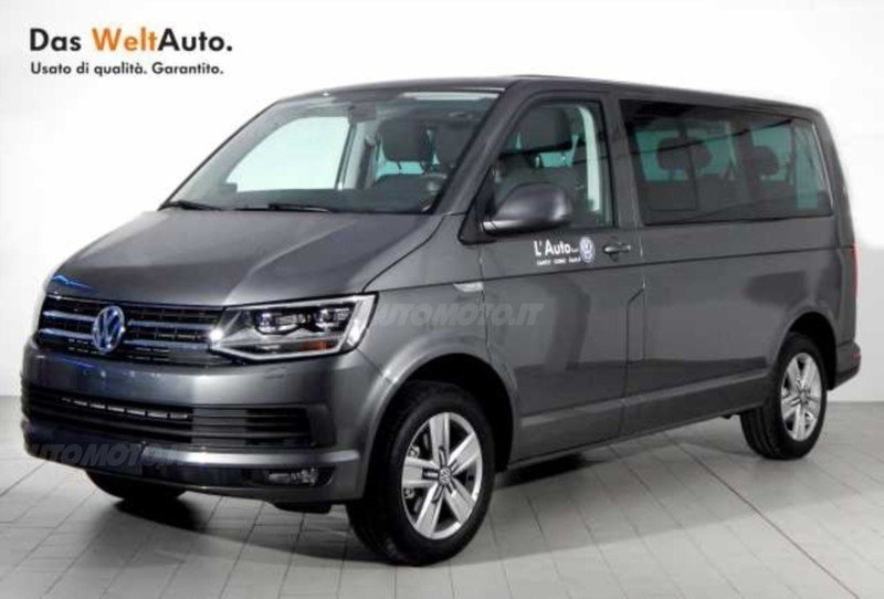 Sold Vw Caravelle 2 0 Tdi 150cv Ds Used Cars For Sale