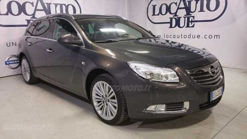 Schemi Elettrici Opel Insignia : Sold opel insignia station wagon c used cars for sale