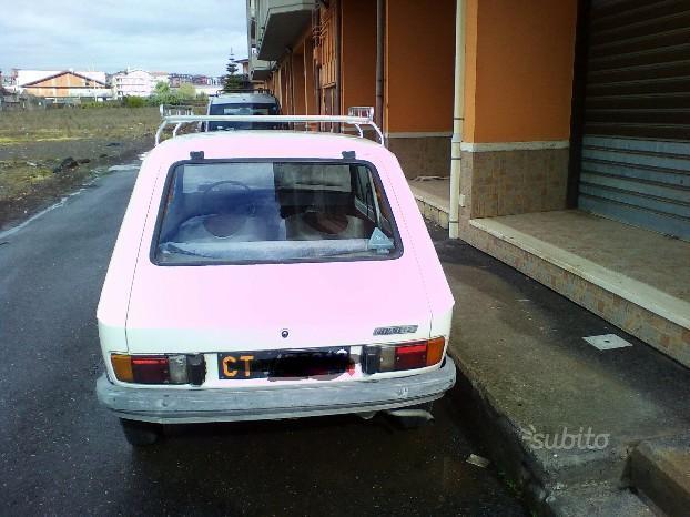 127 compra fiat 127 usate 329 auto in vendita autouncle - Porte finestre usate subito ...