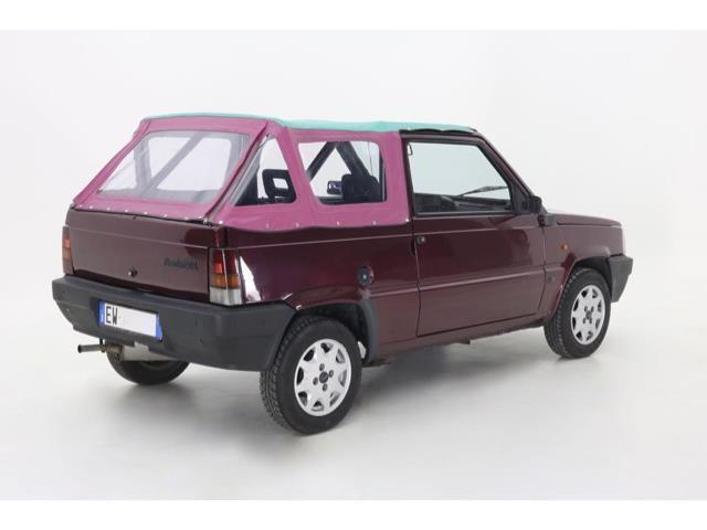 sold fiat panda cabrio used cars for sale autouncle. Black Bedroom Furniture Sets. Home Design Ideas