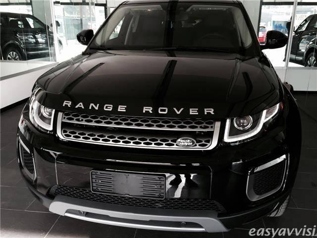 range rover evoque usato veneto rochester - photo#41