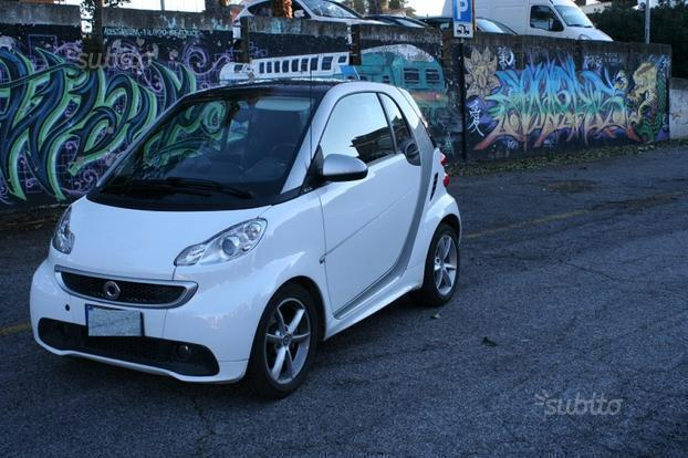 gebraucht Smart ForTwo Coupé 800 40 kW pulse cdi