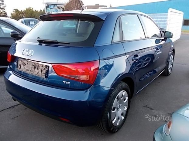 sold audi a1 spb 1 6 tdi 5 porte s used cars for sale autouncle. Black Bedroom Furniture Sets. Home Design Ideas