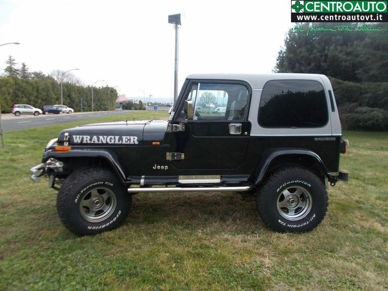 sold jeep wrangler 2 5 laredo used cars for sale autouncle. Black Bedroom Furniture Sets. Home Design Ideas