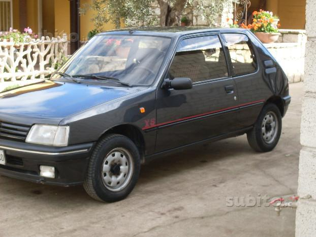 sold peugeot 205 1 4 3 porte xs used cars for sale autouncle. Black Bedroom Furniture Sets. Home Design Ideas