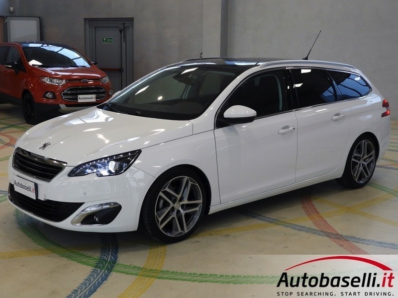 sold peugeot 308 sw 1 6 blue hdi a used cars for sale autouncle. Black Bedroom Furniture Sets. Home Design Ideas