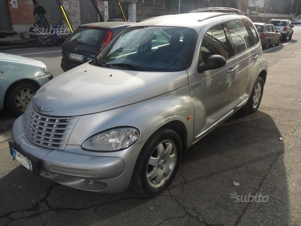 usato 2 2 crd cat touring chrysler pt cruiser 2003 km in torino to. Black Bedroom Furniture Sets. Home Design Ideas