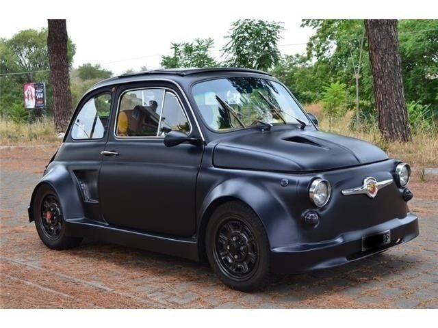 sold fiat 500 epoca elaborata pezz used cars for sale autouncle. Black Bedroom Furniture Sets. Home Design Ideas