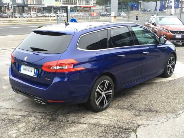 sold peugeot 308 sw 2 0 hdi 150c used cars for sale. Black Bedroom Furniture Sets. Home Design Ideas