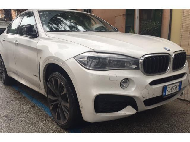 Sold Bmw X6 M Sport Con Leasing Ra Used Cars For Sale