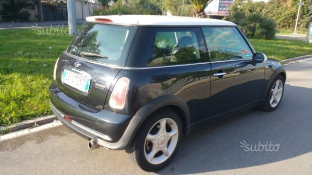 Venduto Mini Cooper 16 115cv Chili I Auto Usate In Vendita