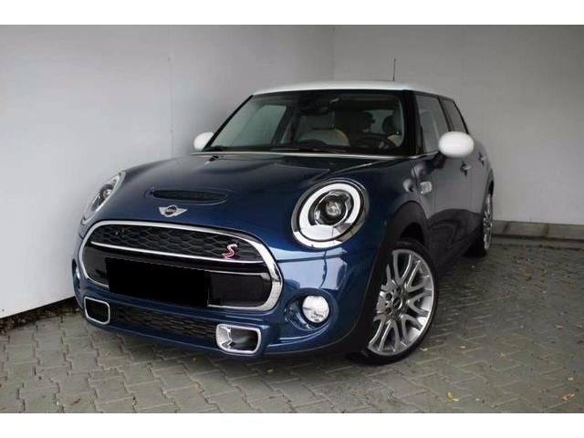 sold mini cooper sd 2 0 5 porte na used cars for sale. Black Bedroom Furniture Sets. Home Design Ideas
