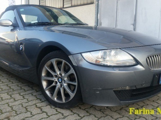 Sold Bmw Z4 Z43 0si Cat Roadster Used Cars For Sale Autouncle