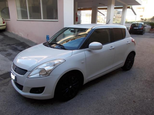 Suzuki Swift Usata Roma