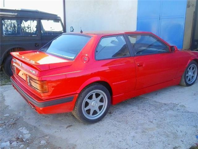 sold maserati biturbo racing - used cars for sale - autouncle