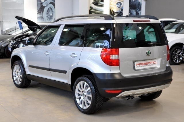 sold skoda yeti 1 2 tsi experience used cars for sale autouncle. Black Bedroom Furniture Sets. Home Design Ideas