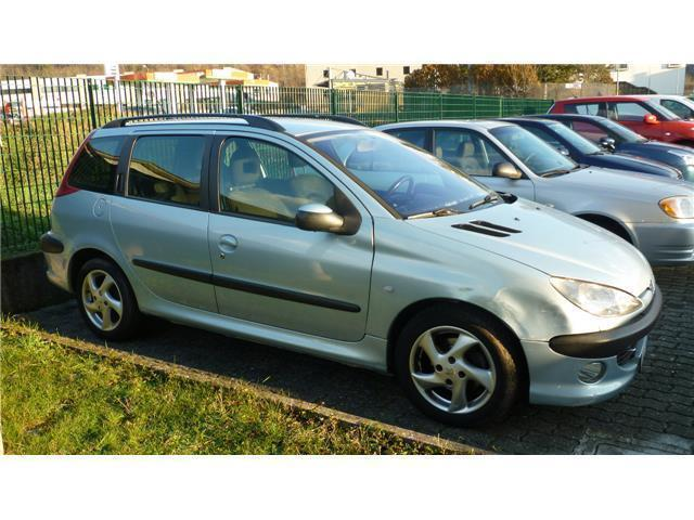sold peugeot 206 2 0 hdi 90 cv st used cars for sale autouncle. Black Bedroom Furniture Sets. Home Design Ideas