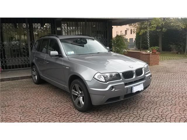 usato bmw x3 2006 km in bianco autouncle. Black Bedroom Furniture Sets. Home Design Ideas