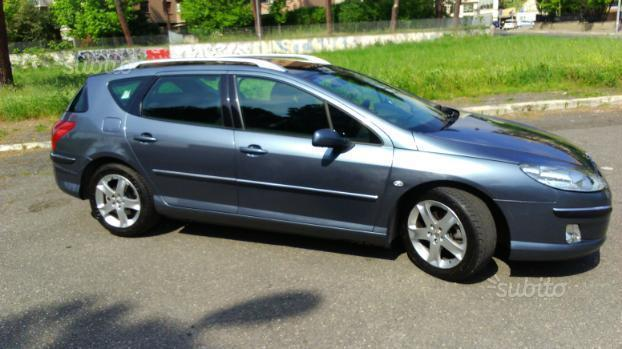 Sold Peugeot 407 Sw 2000 Diesel 13 Used Cars For Sale Autouncle