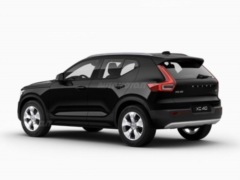 sold volvo xc40 t3 business nuova used cars for sale autouncle. Black Bedroom Furniture Sets. Home Design Ideas