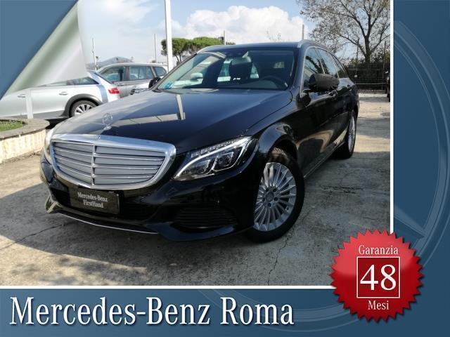 gebraucht Mercedes C250 d S.W. Automatic Exclusive