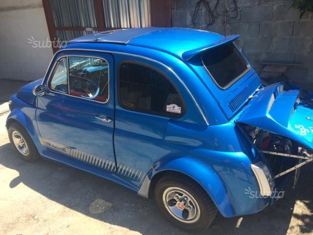 Sold Fiat 500 Abarth L D Epoca Used Cars For Sale