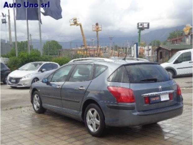 sold peugeot 407 1 6 hdi 110 cv sw used cars for sale autouncle. Black Bedroom Furniture Sets. Home Design Ideas