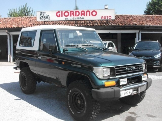 sold toyota land cruiser kzj 73 ve used cars for sale autouncle. Black Bedroom Furniture Sets. Home Design Ideas