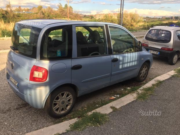 sold fiat multipla multipla diesel used cars for sale autouncle. Black Bedroom Furniture Sets. Home Design Ideas