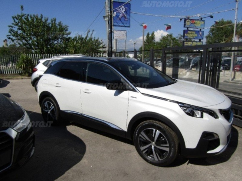 sold peugeot 3008 bluehdi 120 eat6 used cars for sale autouncle. Black Bedroom Furniture Sets. Home Design Ideas