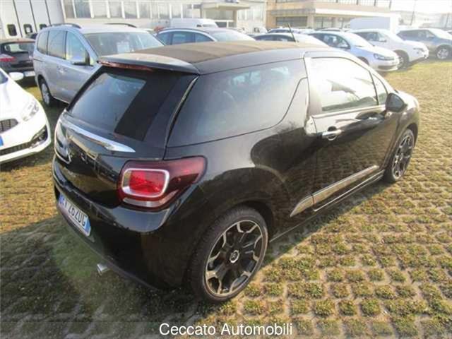 sold ds automobiles ds3 cabriolet used cars for sale. Black Bedroom Furniture Sets. Home Design Ideas