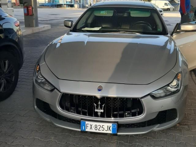 Usato 2014 Maserati Ghibli 3.0 Diesel 249 CV (25.800 €) | 81043 Capua | AutoUncle