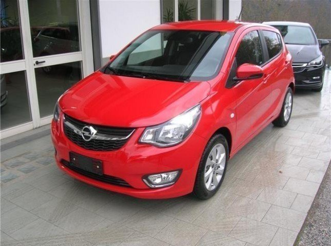 sold opel karl 1 0 73 cv gpl cosmo used cars for sale autouncle. Black Bedroom Furniture Sets. Home Design Ideas