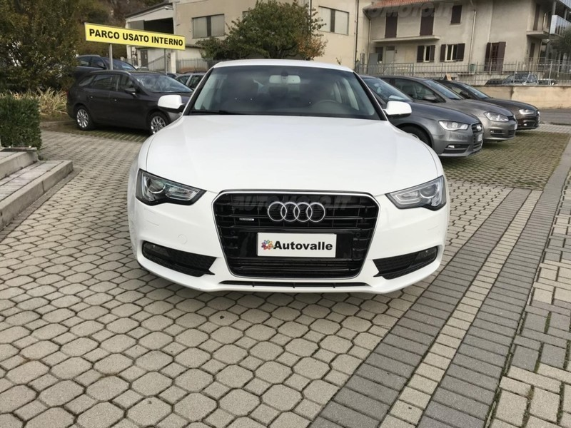 Audi A5 Sportback 2017  pictures information amp specs