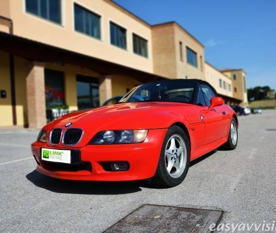 Bmw Z3 2 8 L: Sold BMW Z3 1.8 Roadster Benzina C.
