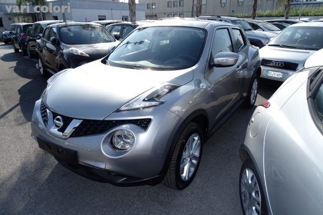 Sold Nissan Juke 1 5 Dci S Amp S Acent Used Cars For Sale