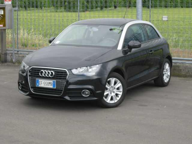 sold audi a1 1 6 tdi 105 cv attrac used cars for sale autouncle. Black Bedroom Furniture Sets. Home Design Ideas