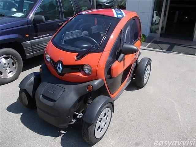 sold renault twizy elettrica 80 ar used cars for sale autouncle. Black Bedroom Furniture Sets. Home Design Ideas