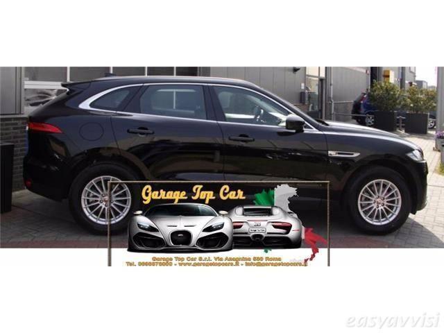 jaguar f pace usata 637 jaguar f pace in vendita autouncle. Black Bedroom Furniture Sets. Home Design Ideas