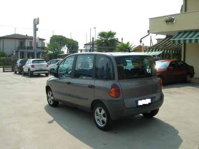 usato 1 6 16v bipower sx fiat multipla 2002 km in campolongo maggiore. Black Bedroom Furniture Sets. Home Design Ideas