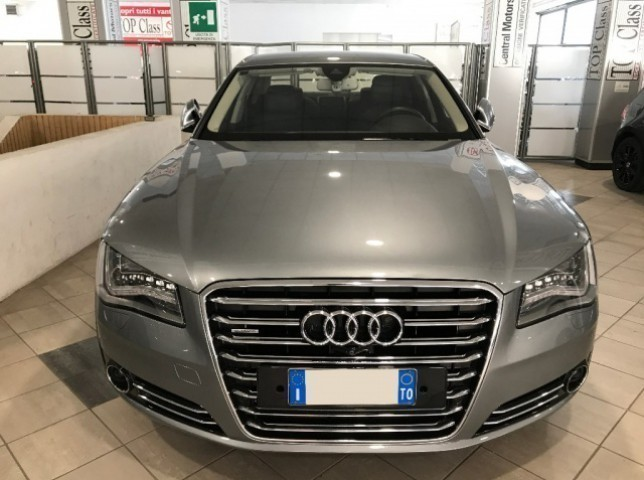 Audi a8 in vendita usato 13