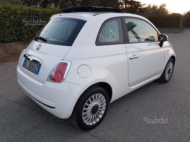 Venduto Fiat 500 500 1 3 Mjt 75cv Te Auto Usate In Vendita