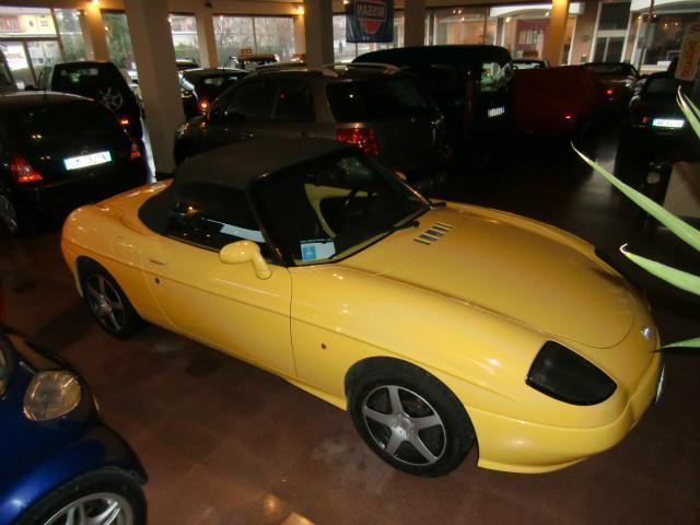 sold fiat barchetta cabrio used cars for sale. Black Bedroom Furniture Sets. Home Design Ideas