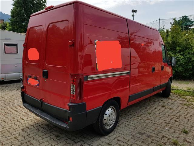 venduto fiat ducato maxi 2 8 jtd pl c auto usate in vendita. Black Bedroom Furniture Sets. Home Design Ideas
