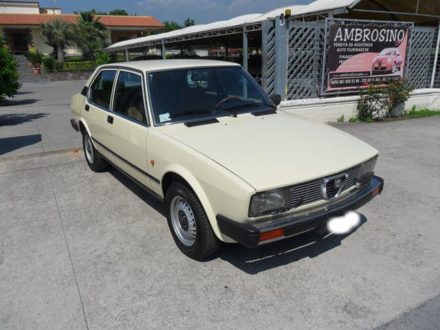gebraucht Alfa Romeo Alfetta 2.0i Quadrifoglio Oro