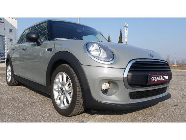 sold mini one d 1 5boost 5 porte m used cars for sale autouncle rh autouncle it Manual Book Manual ES GUID Lines Examples